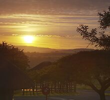 Sunrise by Peter Edwards