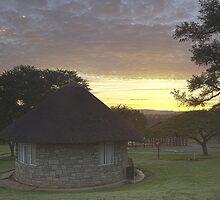 Msinsi Sunrise by Peter Edwards
