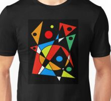 Abstract #120 Unisex T-Shirt