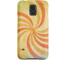 grunge ray Samsung Galaxy Case/Skin