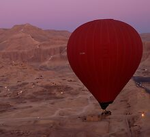 Valley of the Kings by SHappe