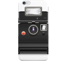 instant camera iPhone Case/Skin