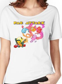 Pac Attack 2.0 Women's Relaxed Fit T-Shirt