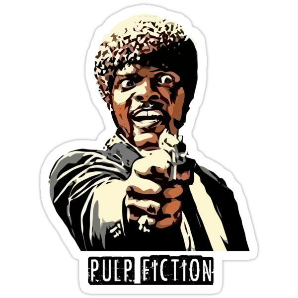 pulp fiction by mememaster