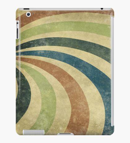 grunge ray iPad Case/Skin