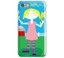 Maggie Ann iPhone Case/Skin