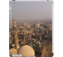 Cairo Cityscape iPad Case/Skin