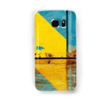 old truck Samsung Galaxy Case/Skin