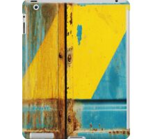 old truck iPad Case/Skin