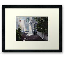Manar Framed Print