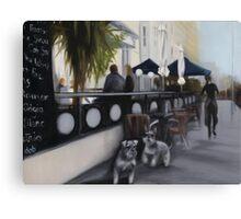 Springfield Road Canvas Print