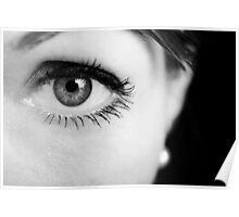 Dark Eye Poster