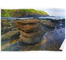 Rock Stack. Poster