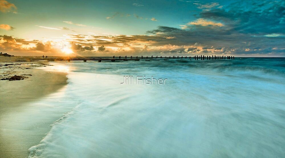 At the End of the Day by Jill Fisher