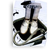 twist and shout Canvas Print