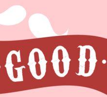 Jolly Good Show Sticker