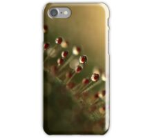 Evening Sundew iPhone Case/Skin