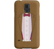 11th Doctor Outfit Samsung Galaxy Case/Skin