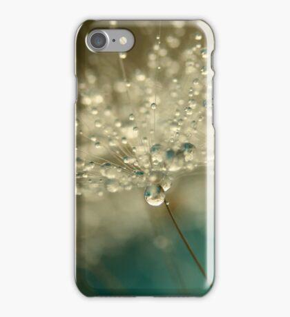 Smoky Blue iPhone Case/Skin