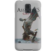Assassins Cat III Samsung Galaxy Case/Skin