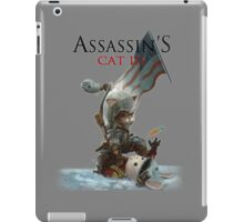 Assassins Cat III iPad Case/Skin