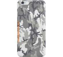 urban camo case iPhone Case/Skin