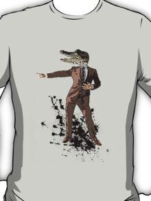 Crocodile Man T-Shirt