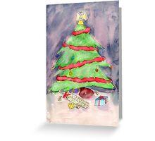 An Aussie Christmas Greeting Card