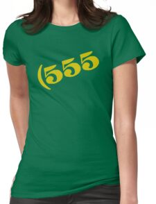 555 Womens Fitted T-Shirt