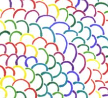 Scales Sticker