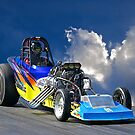 Super Comp Drag Car  by DaveKoontz