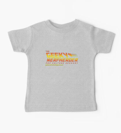 The Geeky Nerfherder - Future Baby Tee