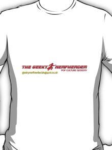 The Geeky Nerfherder - Runner T-Shirt