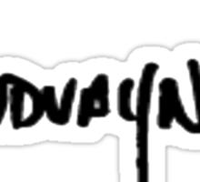 Mudvayne logo - Unofficial Merchandise Sticker