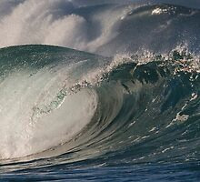 Barrell Roll by Chris Prior