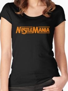 Nestlemania Women's Fitted Scoop T-Shirt