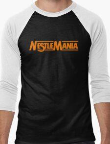 Nestlemania Men's Baseball ¾ T-Shirt