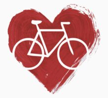 Bicycle inside your Heart by PaulHamon