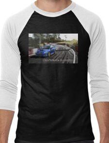 subaru Men's Baseball ¾ T-Shirt