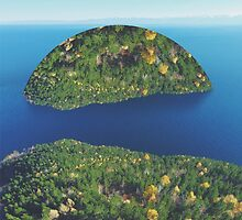 Imaginary Island by Orce
