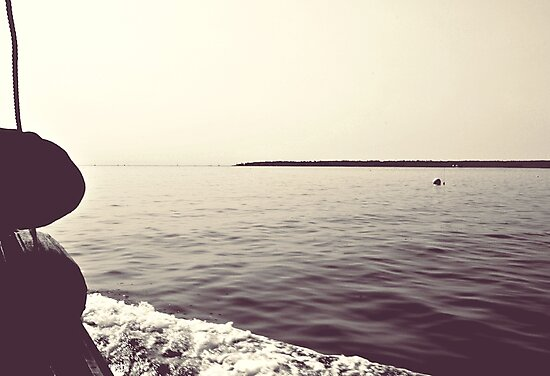 From the boat by lumiwa