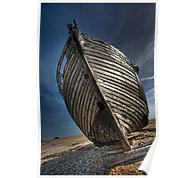 Fishing Boat Dungeness Poster