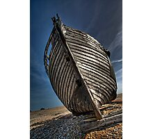 Fishing Boat Dungeness Photographic Print