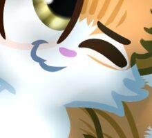 Pikachu Cat Memorial Sticker