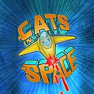 Cats in Space -iphone indie game design by Adew