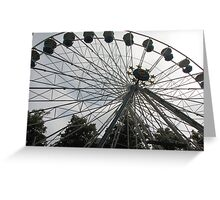 The eye of Oisterwijk Greeting Card