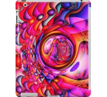Psychokinesis, artistic abstract iPad case iPad Case/Skin