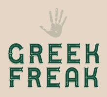 Greek Freak  by chunked
