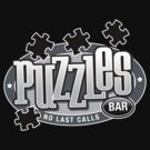 Puzzles Bar by DetourShirts