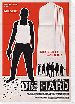 DIE HARD by AlainB68
